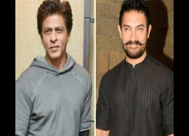 Shah Rukh Khan Thanx Aamir Khan For This Big Reason