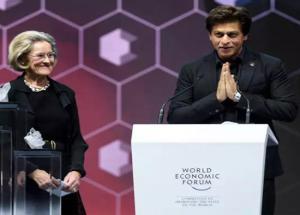 Shah Rukh feels inspired by PM Modi's speech