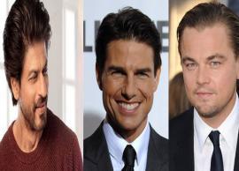 Shah Rukh Beats Leonardo and Tom Cruise For This Reason