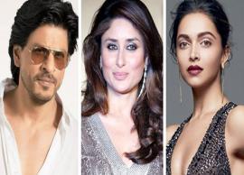 Shah Rukh Khan ropes in Kareena Kapoor Khan for 'Salute'; Deepika Padukone loses out