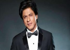 VIDEO- Shah Rukh Khan shoots for Aanand L Rai's Zero at Marine Drive in Mumbai