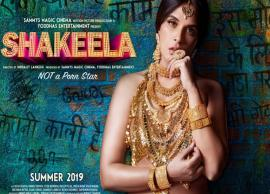 Shakeela – Not A Porn Star's first poster featuring Richa Chadha is out