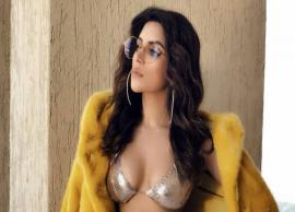HOT PICS- Shama Sikander Raises The Temperature in Bikini Top-Photo Gallery