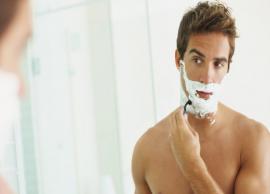 8 Useful Shaving Tips for Men