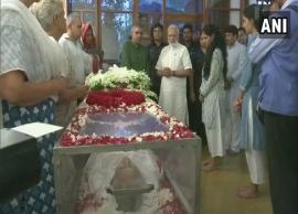 पूर्व मुख्यमंत्री शीला दीक्षित को आज आखिरी विदाई, निगम बोध घाट पर 2:30 बजे होगा अंतिम संस्कार