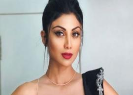 Shilpa Shetty flies to Lucknow to shoot the next schedule of Nikamma