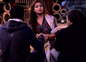 Bigg Boss 11- Shilpa Shinda Made Sexual Comment on Vikas Gupta and Priyank Sharma