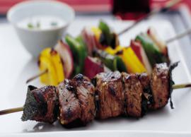 Ramadan 2018- Shish Kebabs