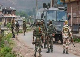 Four Terrorists Killed in J&K's Shopian District