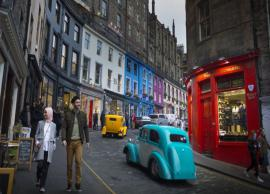 6 Best Places For Shopping in Edinburgh