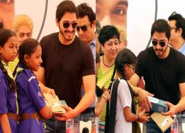 Actor Shreyas Talpad thanks Akshay Kumar for Opening Discussion on Sanitary Pads