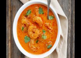 Recipe- Easy To Make Shrimp Curry