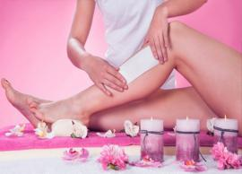 Side Effects of Waxing You Must Be Aware About