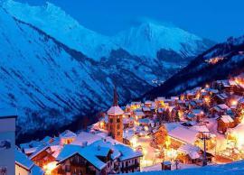 5 Most Beautiful Ski Resorts Around The World