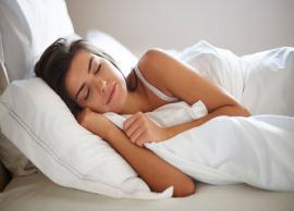 World Sleep Day 2018- 5 Reasons You Get Less Sleep