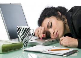 Tips To Stop Feeling Sleepy at Office