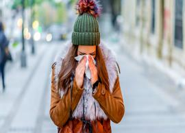 5 Home Remedies To Treat Sneezing
