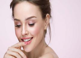 10 Easy Ways To Get Soft and Pink Lips