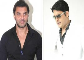 Sohail Khan rubbishes reports of directing the comedian in a film