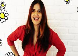 Sona Mohapatra releases a funny-political music video titled 'Zaalima' amid lockdown