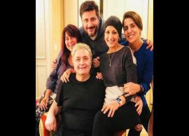 Sonali Bendre, Priyanka Chopra visit ailing Rishi Kapoor in New York, Neetu Kapoor posts heartwarming pic