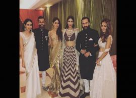 Sonam Kapoor and Anand Ahuja Wedding Receptions Had Bollywood Star Studded Night-Photo Gallery