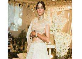 It Took 18 Months To Prepare Sonam Kapoor Sangeet Lehenga