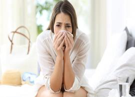 5 Home Remedies To Treat Sore Throat During Summers