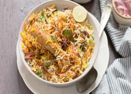 Ramadan 2018- South Indian chicken Biryani