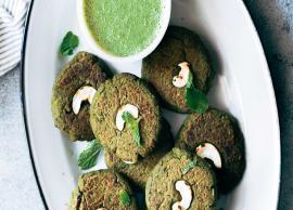 Recipe- Soya Hara Bhara Kebab