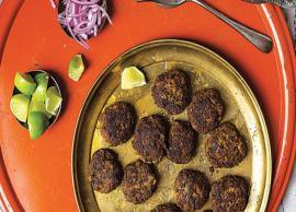 Ramadan 2018- Spiced Ground Beef Patties