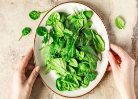 Spinach Has More Health Benefits Than You Can Think, Read on To Know 5 Benefits
