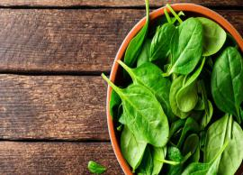 Know how Spinach is beneficial for health