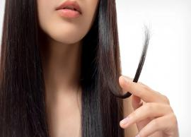 7 Major Causes That Lead To Split Ends