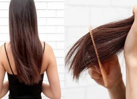 5 Major Causes of Having Split Ends