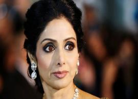 Finally Sridevi's Mortal Reaches Her Home in India
