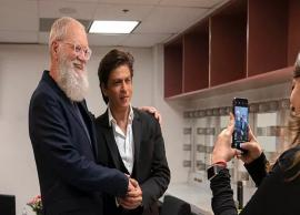 VIDEO- Shah Rukh Khan at his wittiest, romantic best in first trailer of 'My Next Guest With David Letterman'