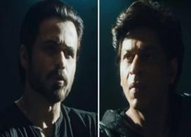 Emraan Hashmi and Shah Rukh Khan have a hilarious face-off in an interrogation room