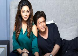 Shah Rukh Khan shares adorable post with wife Gauri on 28th wedding anniversary