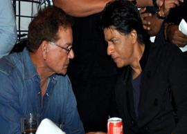 Shah Rukh Khan Praises Salim Khan For Making Him an Actor