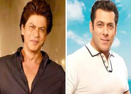 GOOD NEWS- Shah Rukh and Salman Khan To Come Together