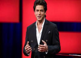 Shah Rukh Khan returns as the host of TED Talks Season 2 in this month
