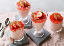 Recipe- Make Your Summer Time Yummy With Strawberry Mousse