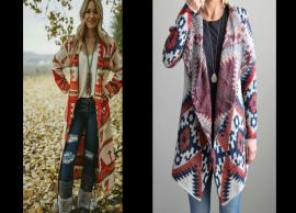 5 Ways To Look Stylish in Aztec Sweater