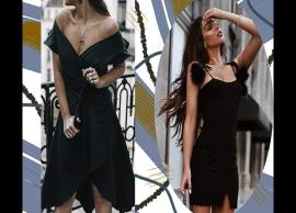 4 Ways To Style Your Black Dress