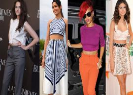 5 Ways To Make a Statement With Your Crop Top