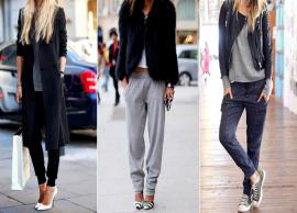5 Ways To Look HOT in Jogger Pants