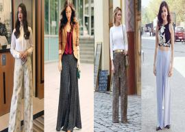 5 Ways To Style Your Palazzo Pants For Office