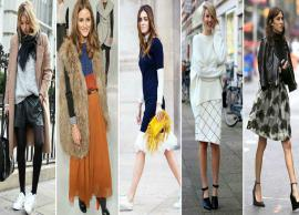 3 Ways To Style Your Summer Dresses With Winter Wears