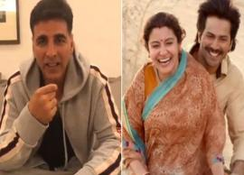 'Sui Dhaaga' Challenge: Akshay Kumar accepts task given by Varun Dhawan and Anushka Sharma but 'Khiladi' fails miserably